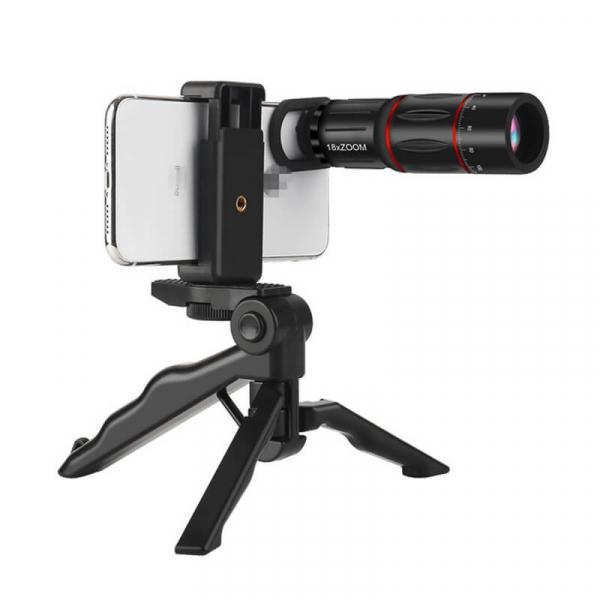 【HowTravel】18X手機長焦望遠鏡頭 手機鏡頭,望遠鏡頭,手機望遠鏡頭