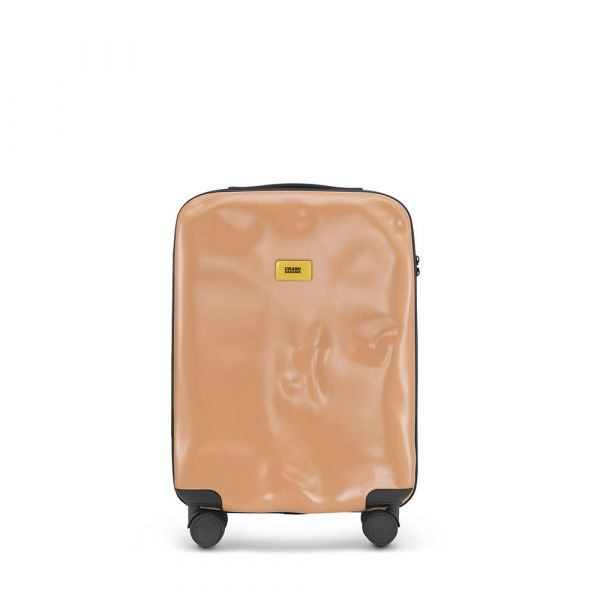 【Crash Baggage】20吋防撞行李箱(Icon拉鍊款) 登機箱 旅行箱