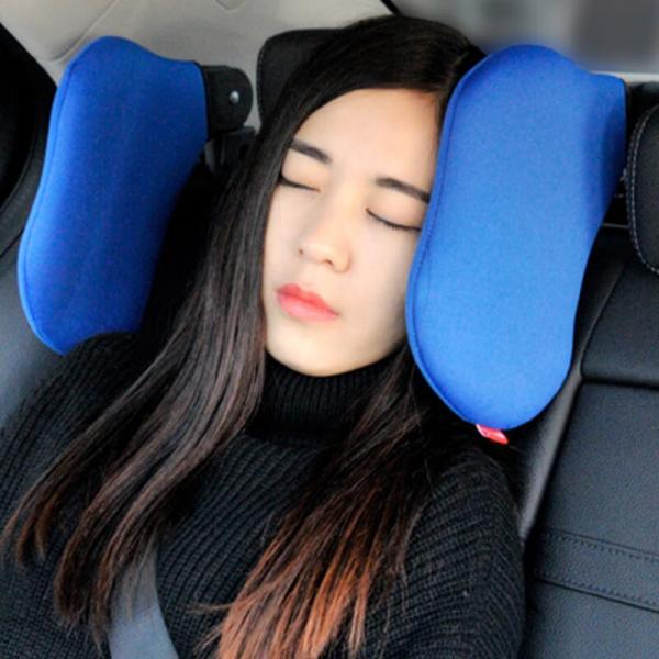 車用旅行枕 汽車靠枕 車用枕