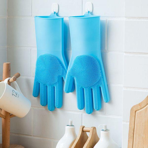 【媽媽樂】洗碗手套刷
