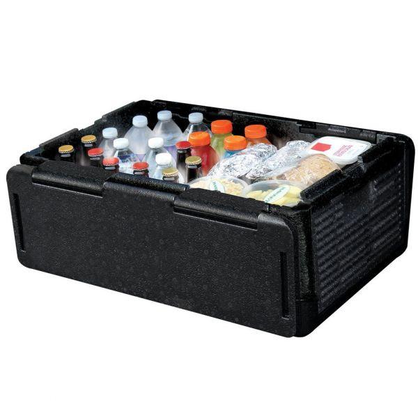【CHILL CHEST】摺疊冰箱|行動式保溫冷藏箱(39L)