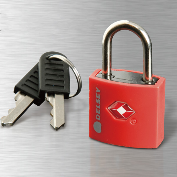 DELSEY 法國大使TSA海關鎖|鑰匙鎖 TSA海關鎖