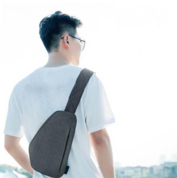 【Zhifu智服】防盜極簡側背包|單肩包 防盜,防盜包,側背包