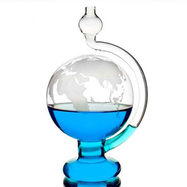 【賽先生】玻璃氣壓球-世界地圖版