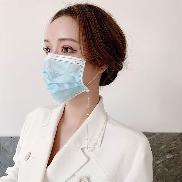 【韓國熱銷】口罩項鍊(年中促銷商品)