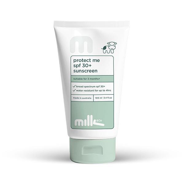 Milk Baby 嬰幼兒保護我防曬乳SPF30+ 100ml