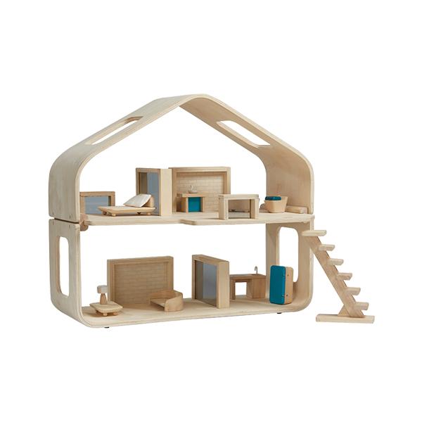典藏娃娃屋-比佛利雙層度假別墅