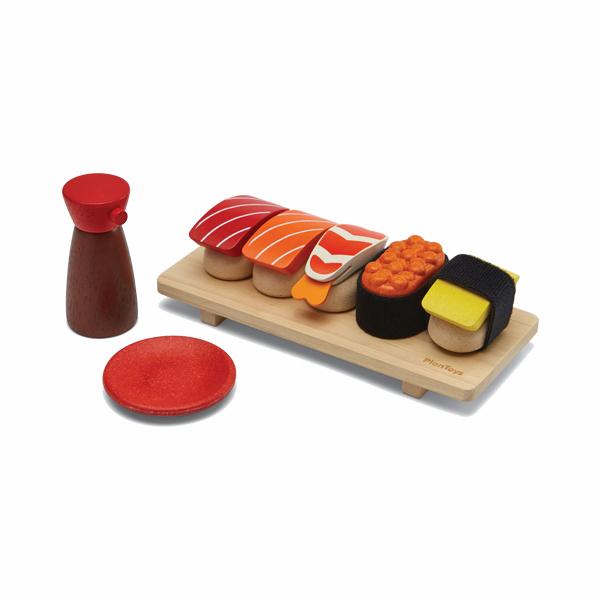 小主廚-日式壽司組 泰國,天然橡膠木,壽司,小主廚