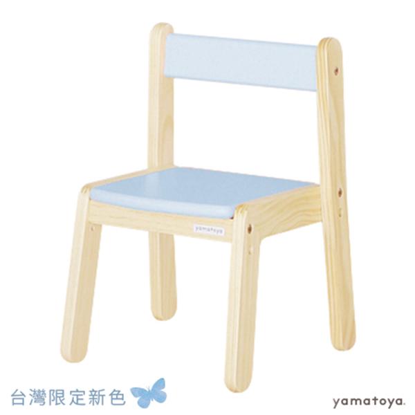 Norsta 幼兒成長型小椅-粉蝶藍
