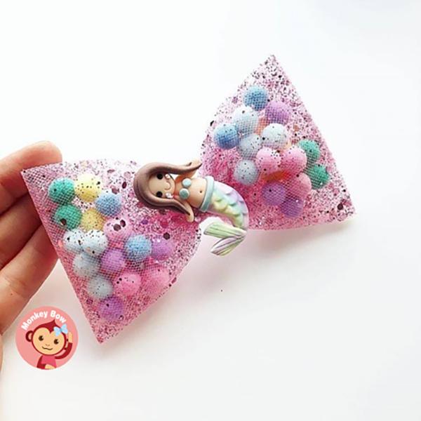 Monkey Bow-Pominnie Bow(人魚公主)