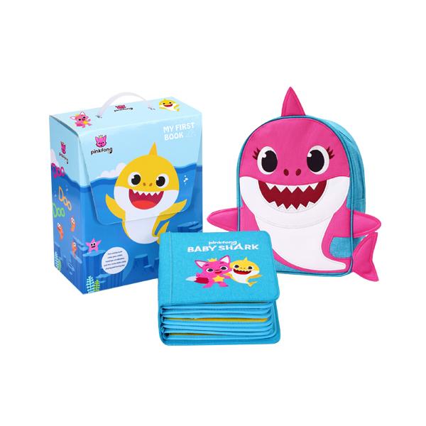 特別冊-Baby Shark鯊魚篇(Mommy Shark粉)