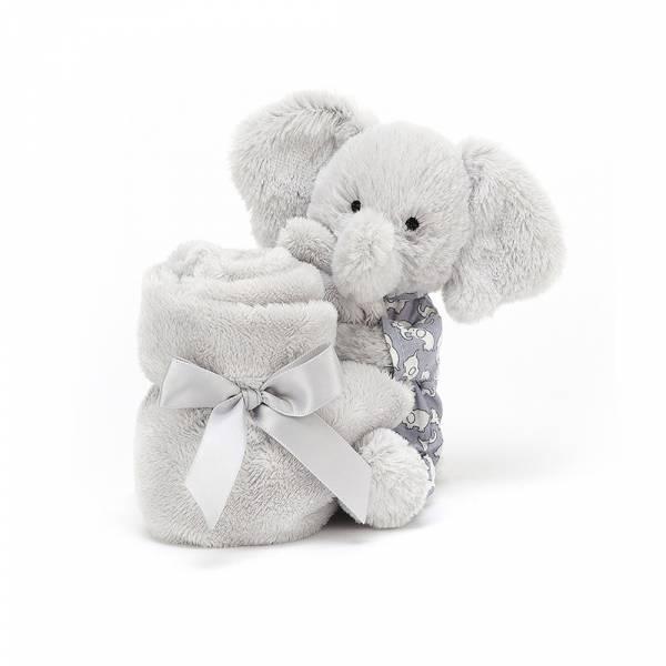 Bedtime Elephant Soother 睡衣象安撫巾