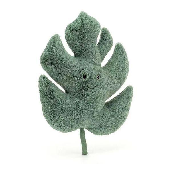 Tropical Palm Leaf 棕櫚葉 jellycat,英國絨毛玩偶,送禮推薦,媽媽必敗,好萊塢明星,寶寶第一個好朋友