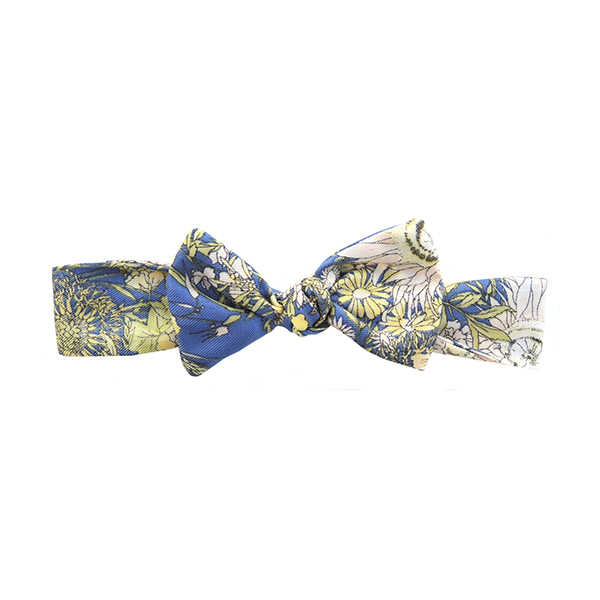 NIVA嬰幼兒超可愛髮帶(花漾藍) 嬰幼兒髮帶,日本製,造型,印花