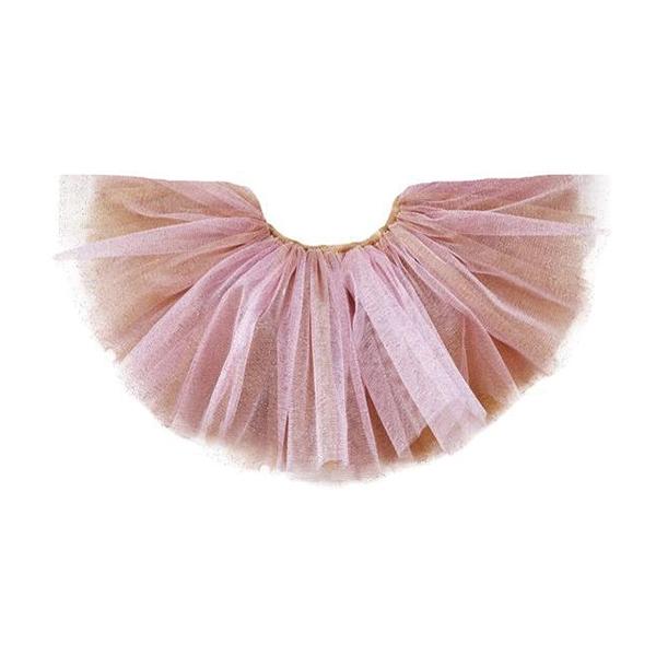 閃亮薄紗芭蕾舞裙(6-8歲/共四色)
