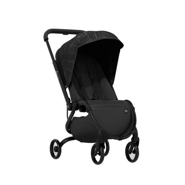 zigi 都會嬰兒推車-幻影黑