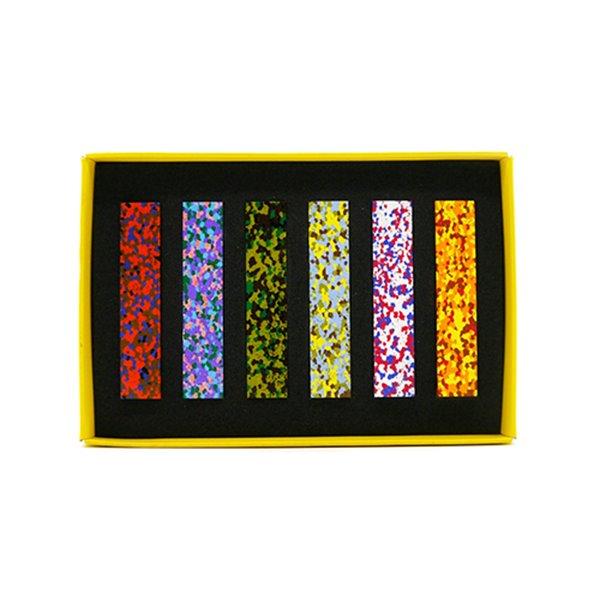 Dot Musee Crayon 印象派風格蠟筆-莫內(6色) 日本AOZORA,日本製,無毒蠟筆,蠟筆,繪畫,創意, 美術學院指定使用