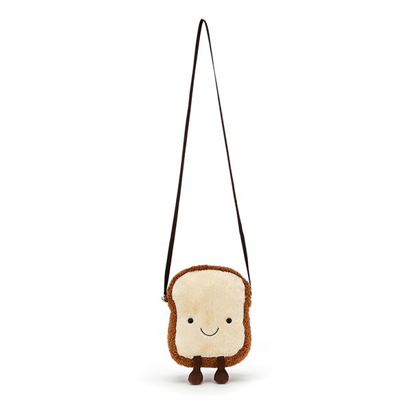 Amuseable Toast Bag 花生吐司斜背包
