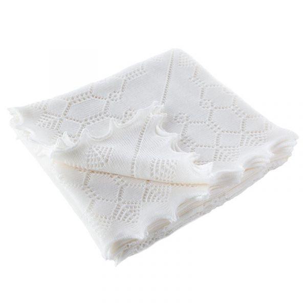 純淨典雅羊毛包巾(優雅白)-夏綠蒂小公主款 英國皇室御用,凱特王妃,威廉王子,美麗諾羊毛,包巾,夏綠蒂小公主,貝克漢