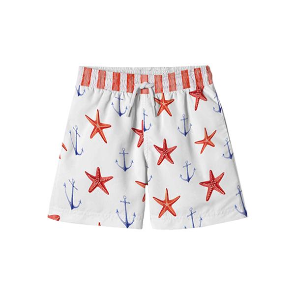 海星奇航海灘褲 美國Stella Cove,海灘褲,男童海灘褲