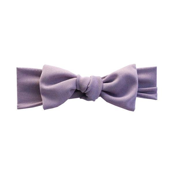 NIVA嬰幼兒寬版造型髮帶(羅蘭紫)
