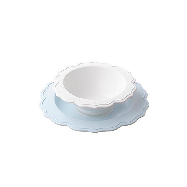 花型碗盤組(海洋中的野餐日)