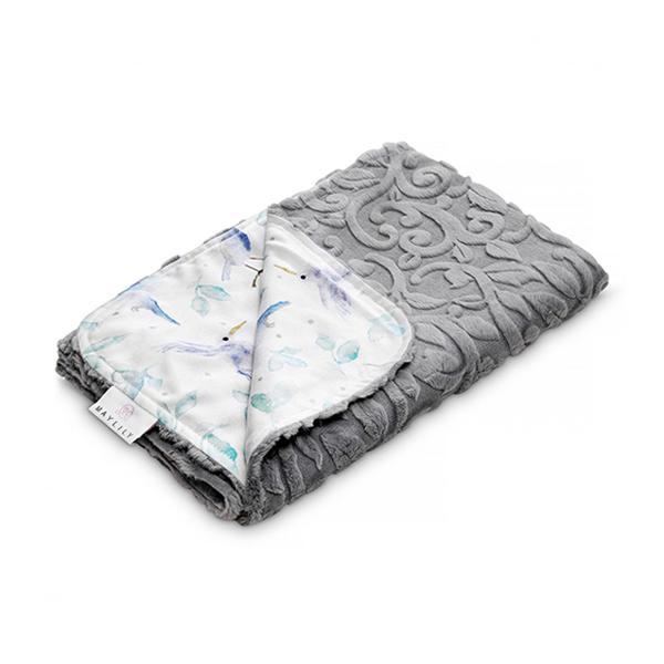 竹纖柔雲毯(共8款) 波蘭MAYLILY,竹纖維,雙面布料,蓋毯,波蘭製