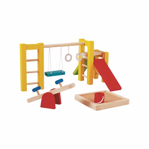 典藏娃娃屋-遊樂設施
