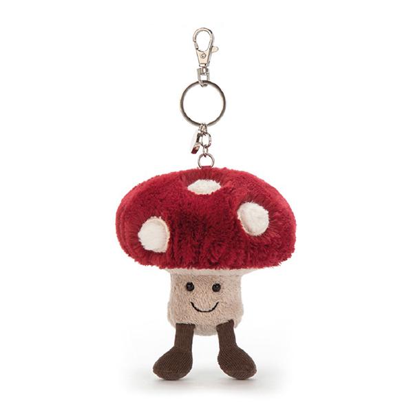 Amuseable Mushroom 超級蘑菇鑰匙圈/吊飾