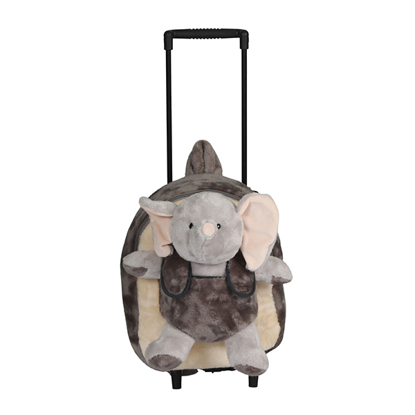 FUNDAY 大象拉桿背包