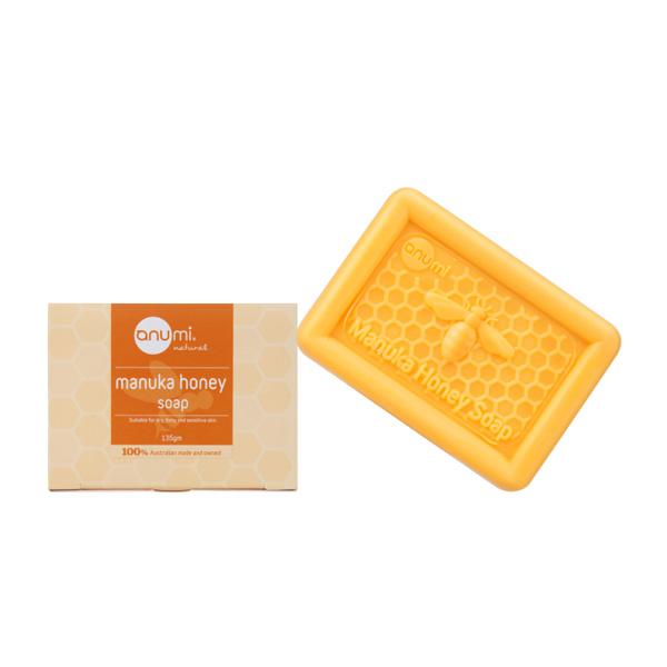 天然麥盧卡蜂蜜香皂