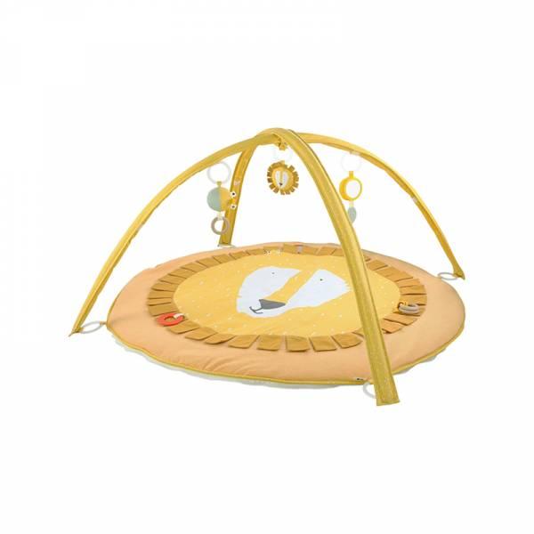 多功能感統遊戲墊-陽光獅子 比利時trixie,感統遊戲墊,五感刺激,多功能軟墊,幼兒發展