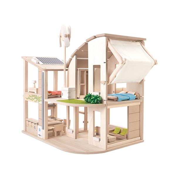 典藏娃娃屋-綠建築雙層概念豪宅