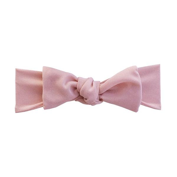 NIVA嬰幼兒寬版造型髮帶(玫瑰粉)