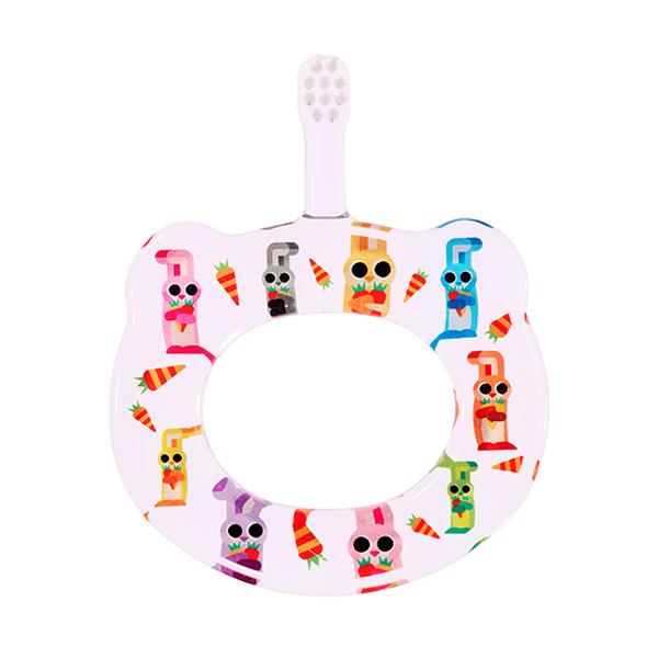 HAMICO寶寶顧齒牙刷-月份(1~6月)