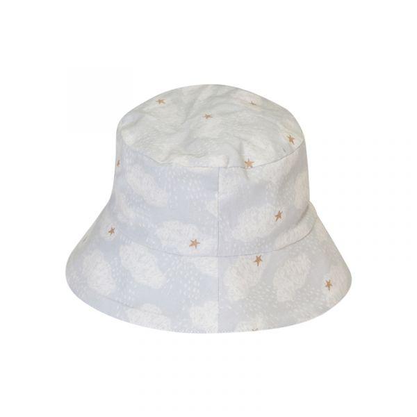 有機棉遮陽帽-好夢雲朵 比利時trixie,有機棉遮陽帽,嬰幼兒帽子,吸濕透氣,頭圍48至52cm