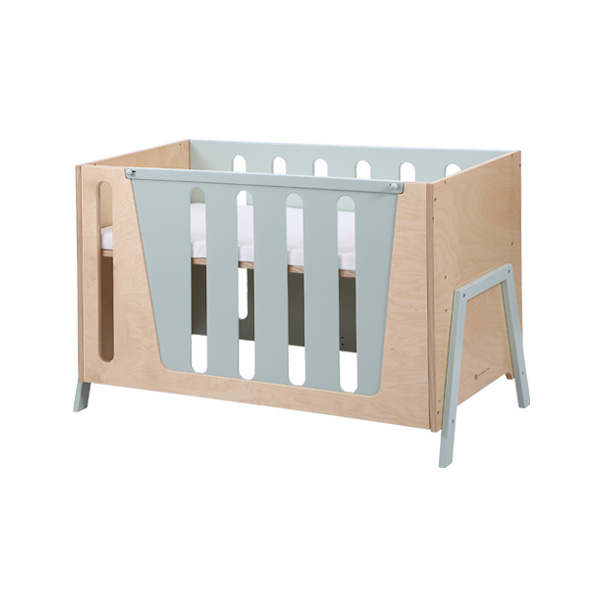 Woodpecker β多功能成長床(薄荷綠) OUAT,嬰兒床,幼兒床,遊戲成長床,床邊床,書桌,台灣製