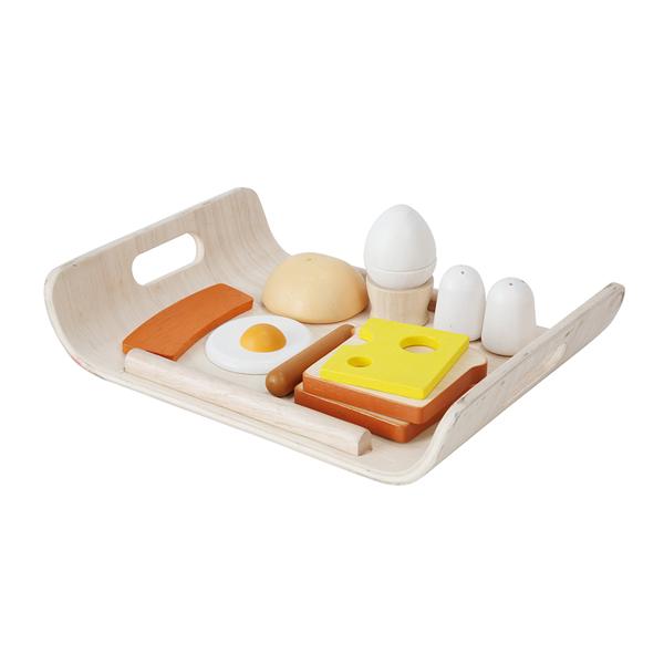 小主廚-陽光早餐托盤 泰國,天然橡膠木,早餐,小主廚