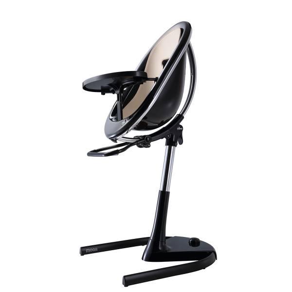 moon 時尚成長型高腳椅-曜石黑 西班牙mima,moon成長型高腳椅,新生兒躺椅,幼兒高餐椅,青少年坐立椅