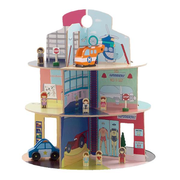 MUtable玩具屋-職業體驗屋
