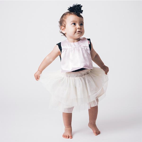 可愛造型圍兜/口水巾(芭蕾小甜心) 圍兜,口水巾,日本製,造型,送禮自用