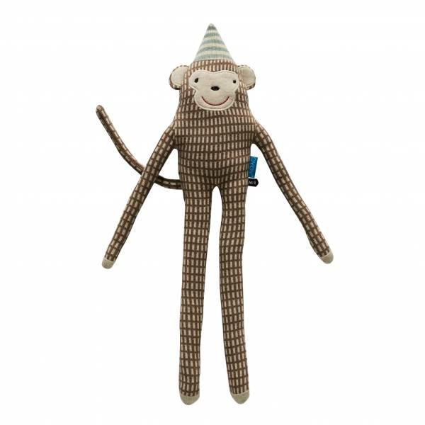 造型抱枕-猴子先生 OYOY,丹麥家居,猴子先生,造型抱枕,針織抱枕,家飾品