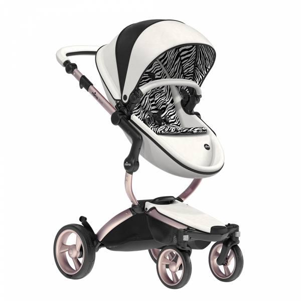 xari 頂級嬰兒推車-世界限定款(紐約) 西班牙mima,xari頂級嬰兒推車,戰車型推車,環保皮革面料,2in1內置提籃,氣壓式踏板煞車