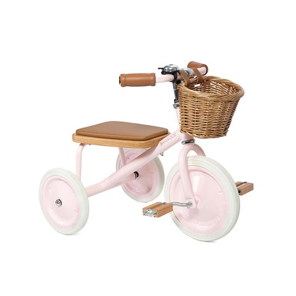 Trike 三輪車(氣質粉)