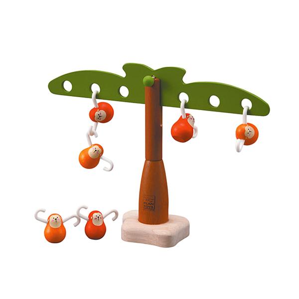俏皮猴平衡樹
