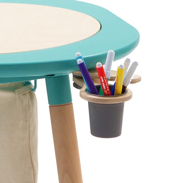 MUtable專屬筆筒(不含筆) 義大利MUtable,兒童成長家具,筆筒