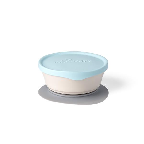 天然聚乳酸麥片碗組(香草薄荷)