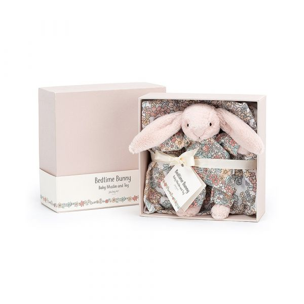 Bedtime Blossom Bunny 睡衣小兔彌月禮盒