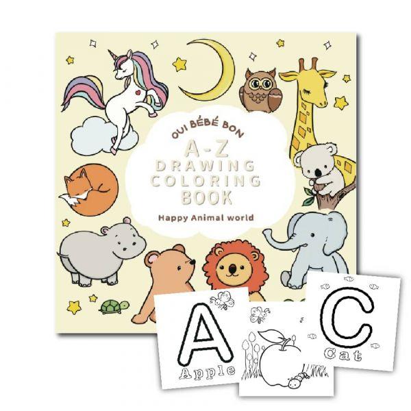 動物A-Z字母繪本