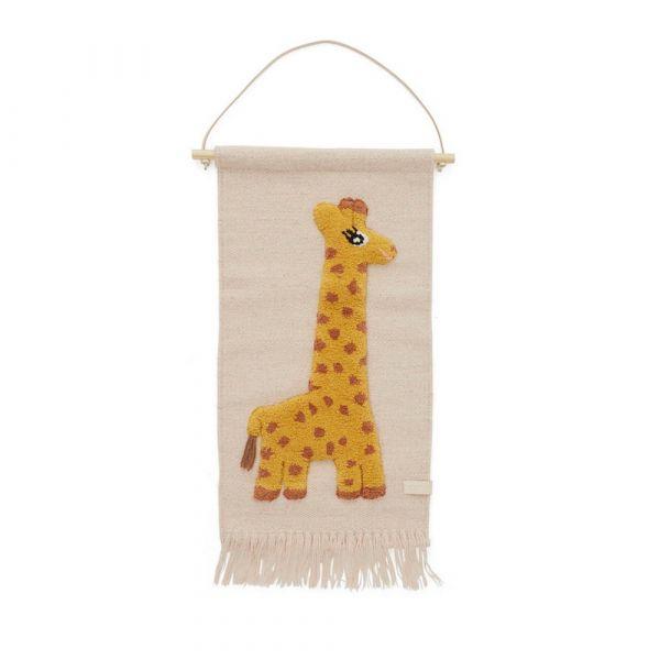 牆壁掛飾-長頸鹿 OYOY,丹麥家居,掛飾,長頸鹿,兒童房佈置,家飾品